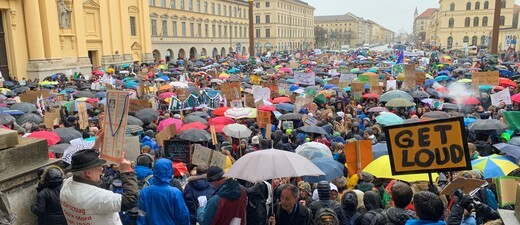 Demo FridaysForFuture