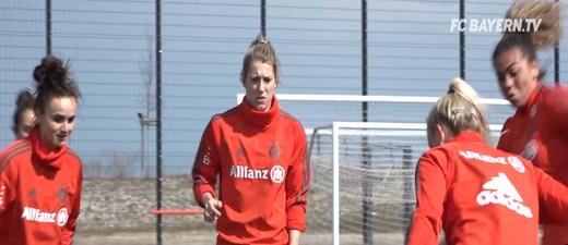 FC Bayern München Frauen, © FCB.TV