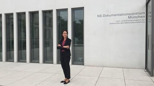 Historikerin Mirjam Zadoff ist die neue Direktorin des NS-Dokumentationszentrums in München