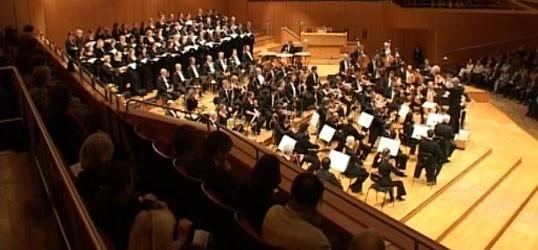 Gasteig, Konzertsaal, © Neuer Konzertsaal für München?