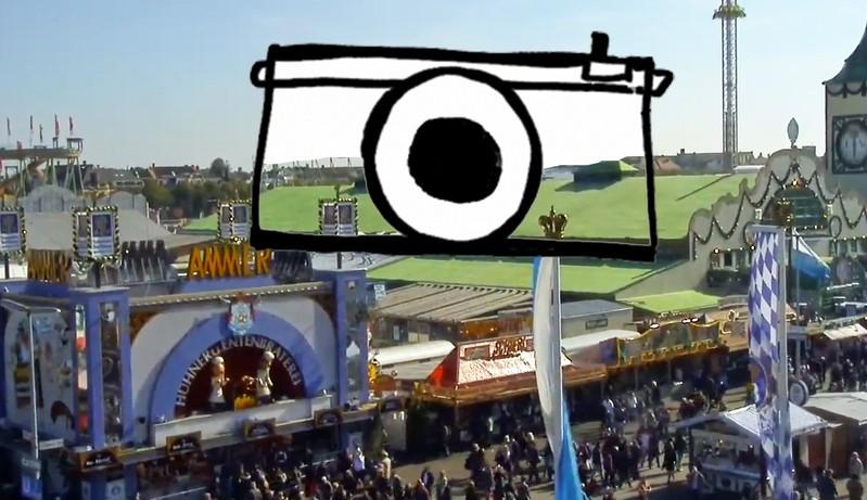Wiesn Oktoberfest Webcam hier gehts direkt zur Übertragung
