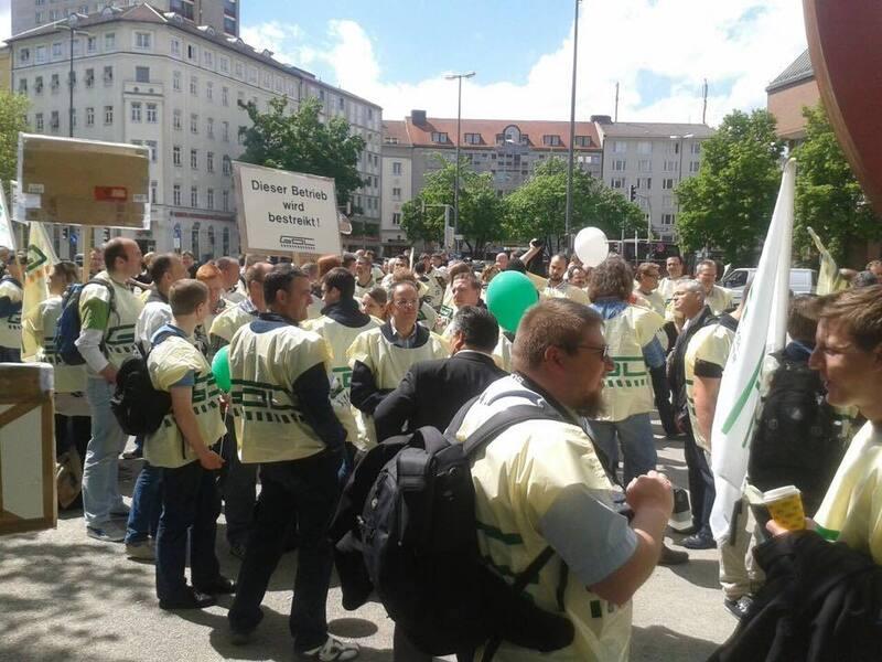 Der Streik der GDL geht weiter