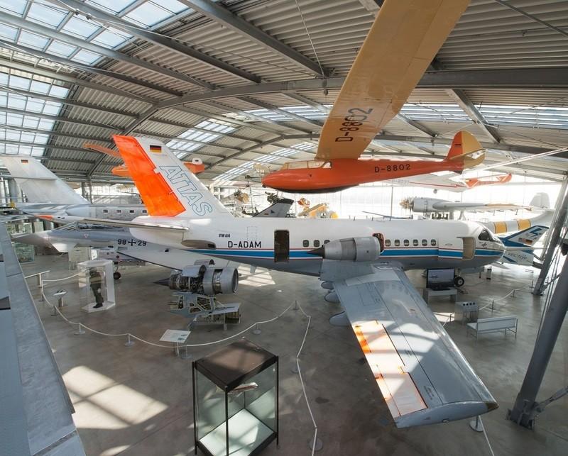 Die Flugwerft in Schleißheim , © Foto: Deutsches Museum