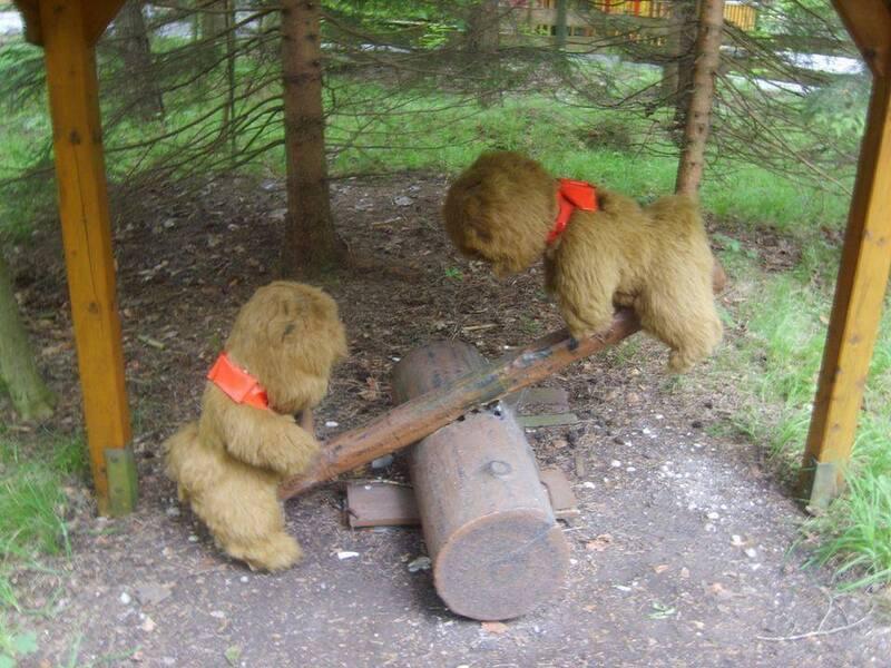 Der Freizeitpark Märchenwald in Wolfratshausen