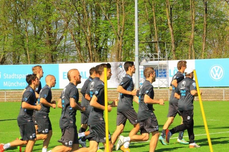 TSV 1860 München beim Lauftraining. , © Symbolfoto