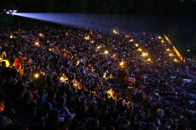 Open-Air- Kino, Mond & Sterne im Westpark, © Kino, Mond & Sterne im Westpark