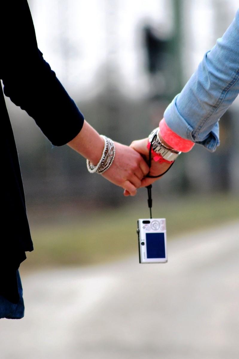 Bundespolizei: posieren im Gleis, © Bundespolizei: posieren im Gleis