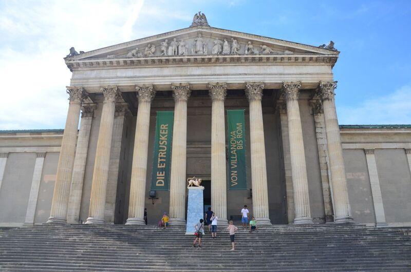 Antikensammlung museum 2015