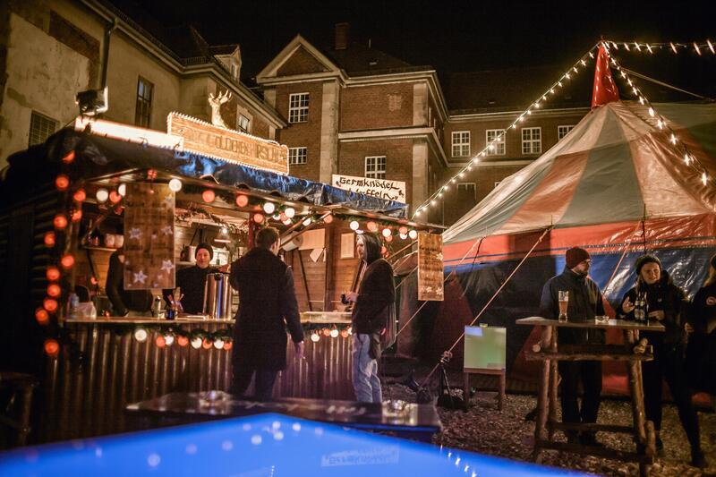 Der Weihnachtsmarkt Märchenbazar