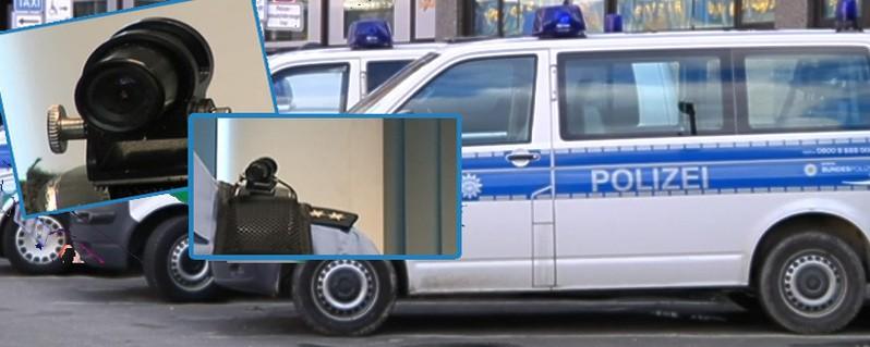Bundespolizei testet Bodycams
