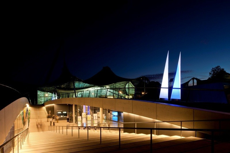 Kleine Olympiahalle, © Foto: Olympiapark München