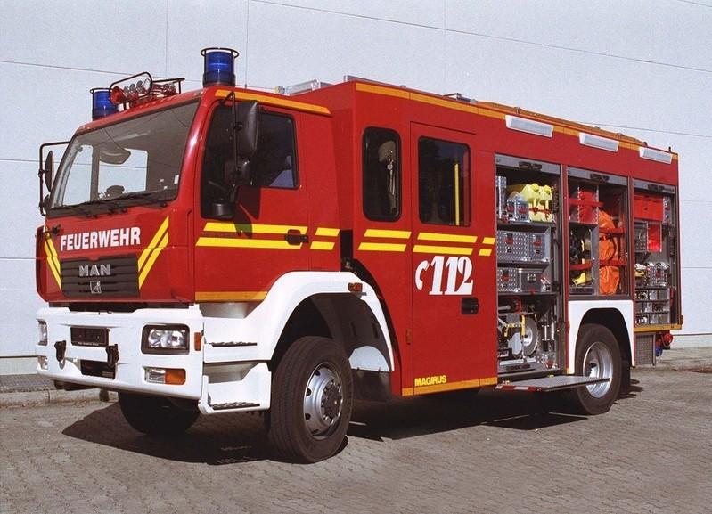 © Foto: Freiwillige Feuerwehr München