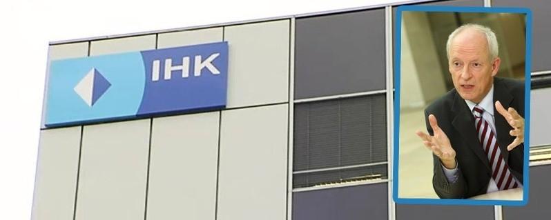 © Foto IHK-Hauptgeschäftsführer Peter Driessen: - IHK / Faces by fran