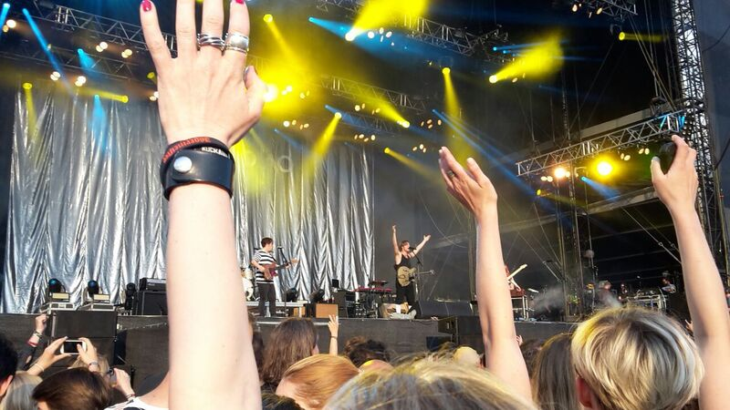 Rockavaria, München, 2016, Olympiahalle, Iggy Pop, Iron Maiden, Mando Diao, © Rockavaria 2016 im Olympiapark
