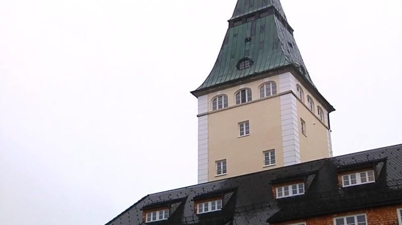 Foto vom Schloss Elmau - Tagungsort G7-Gipfel 2015, © Hier fand der G7 Gipfel statt: Schloss Elmau
