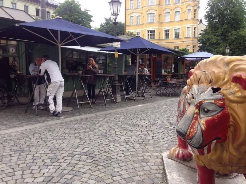 Wiener Platz, Buden, Marktstände, München, © Buden am Wiener Platz bleiben doch