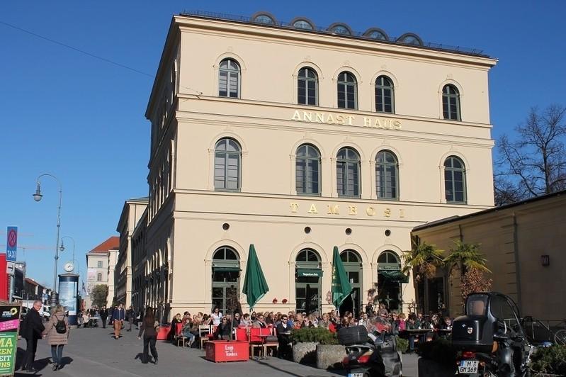 Cafe Tambosi in München