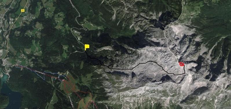 23-jähriger vermisster Bergsteiger., © Foto: Polizei