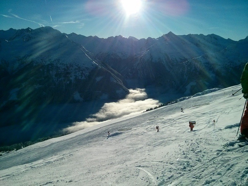 skiunfall am Brauneck, © Symbolfoto
