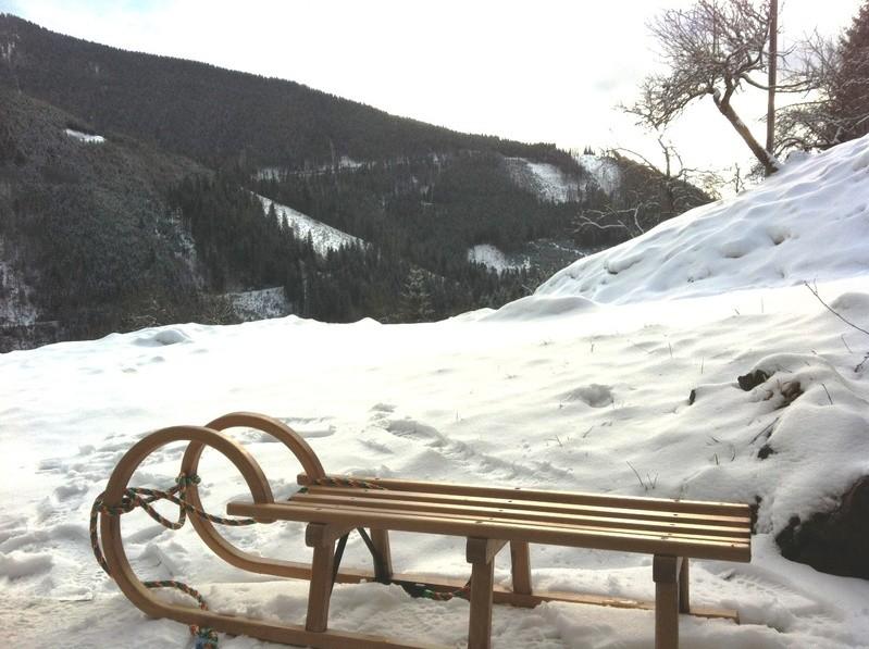 Schneemassen können bei Tauwetter gefährlich werden, © Symbolfoto