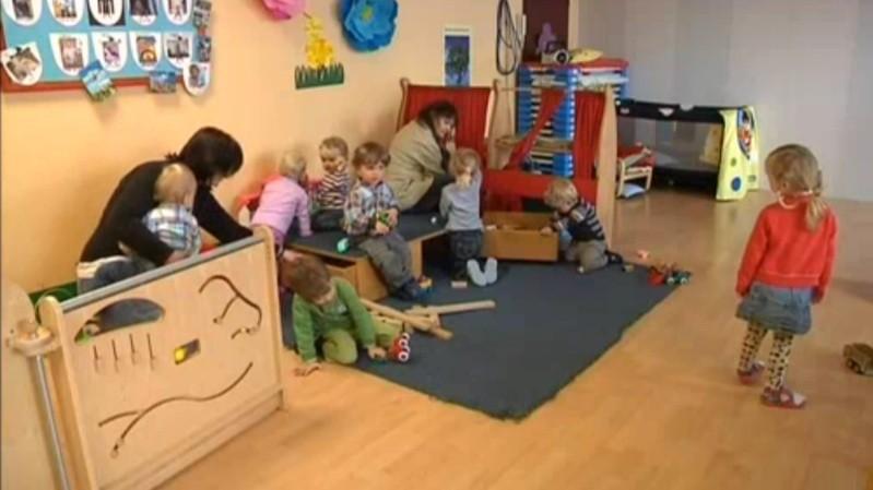 Kita, Kindergarten, Betreuung, Kind, Kinder, spielen, © Symbolfoto