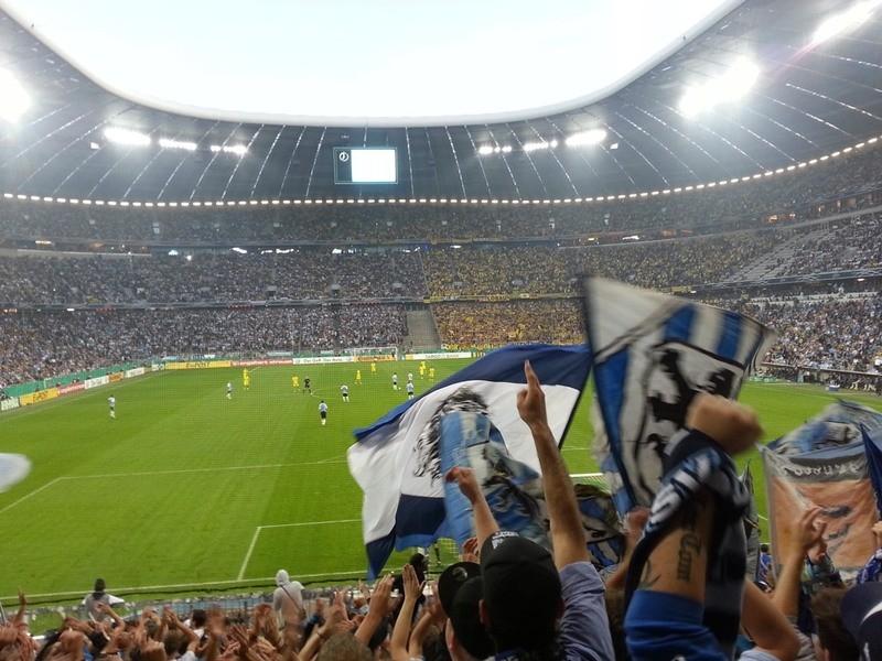 Stadion TSV 1860 München, © Löwenfans im Stadion