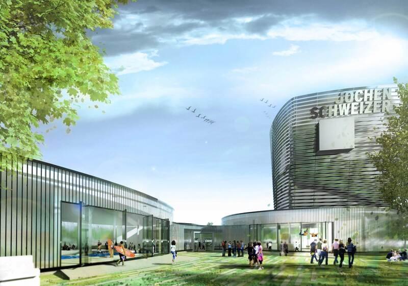© Design by OSA+ Ochs Schmidhuber Architekturgesellschaft mbH