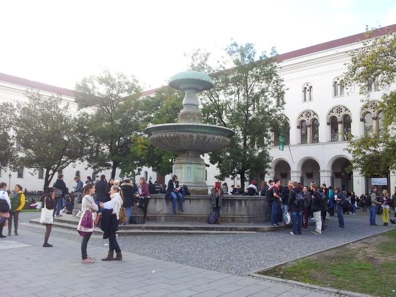 Ludwig Maximilians Universität in München
