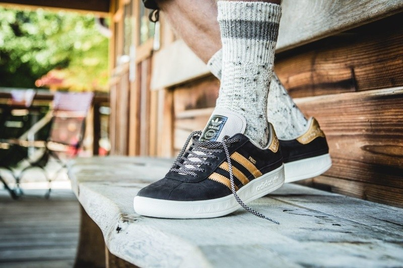 Wiesn: Adidas designt kotzfeste Schuhe zur Lederhose