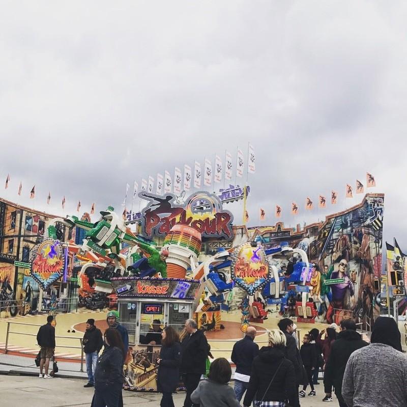 Der erste Wiesn-Familientag auf dem Oktoberfest 2017