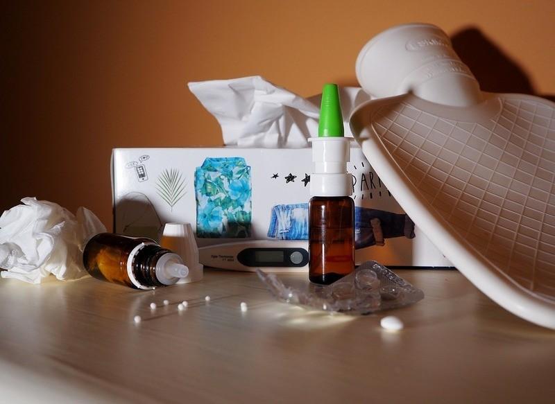 Medikamente Grippe
