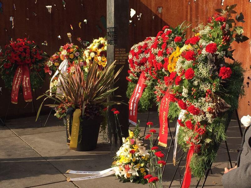 Wiesn-Gedenkveranstaltung 37 Jahre nach dem Oktoberfest-Attentat