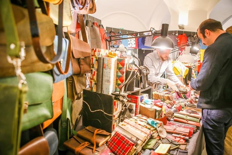 Markt der Sinne Produkte Wochenende, © Foto: Christina Karagiannis