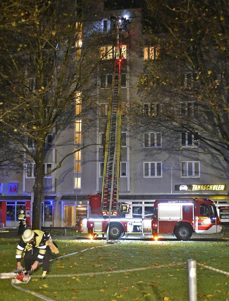 © Foto: Berufsfeuerwehr München