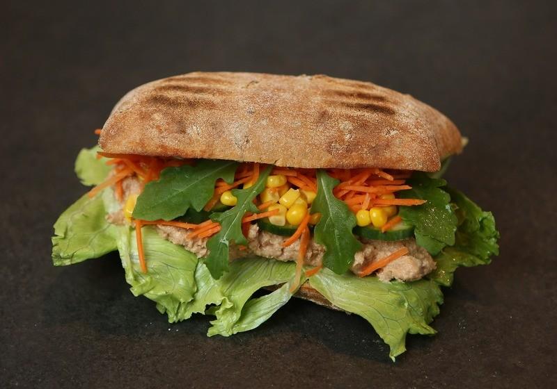 Thunfisch Sandwich, © Symbolfoto