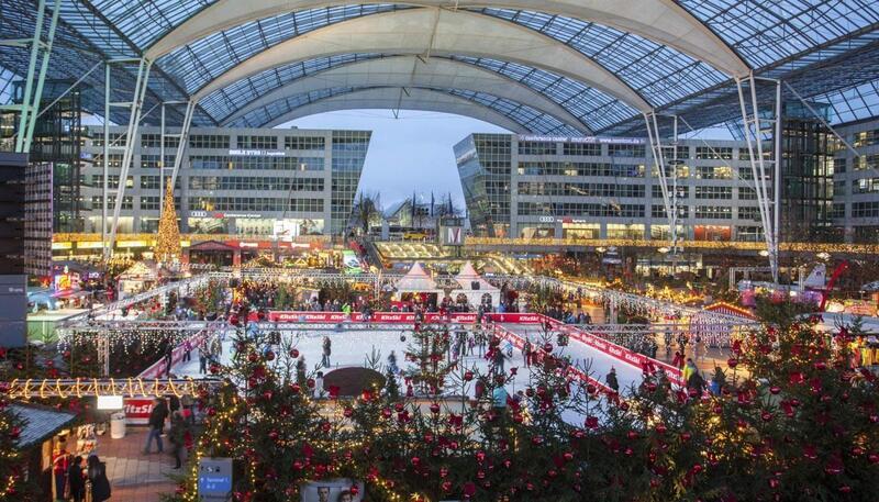 © Foto: Flughafen München