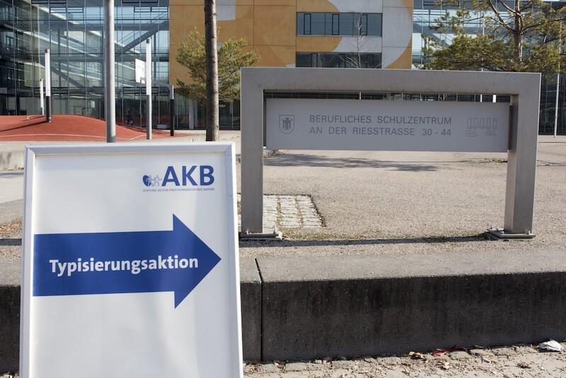© Bild: Stiftung Aktion Knochenmarkspende Bayern