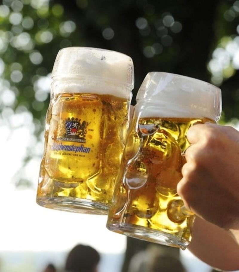 Bier Alkohol Bayern Wiesn Oktoberfest, © x