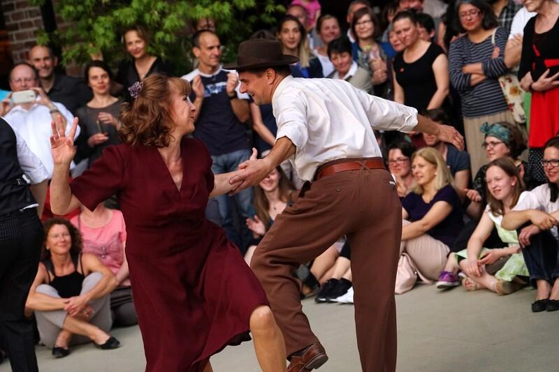 Tanz den Gasteig in München, © Robert Haas
