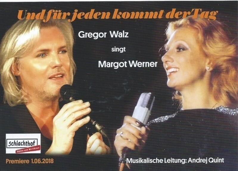 Gregor Walz singt Margot Werner