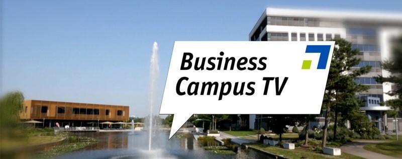 Business Campus TV Logo Sendung