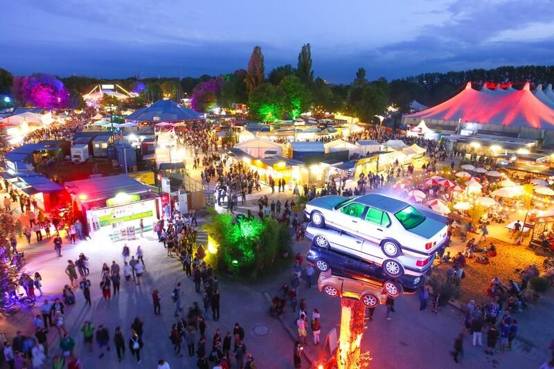 Tollwood Sommerfestival, © Foto: Bernd Wackerbauer