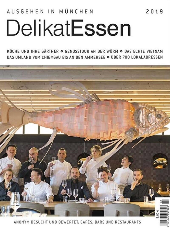 Delikatessen -  Ausgabe 2019