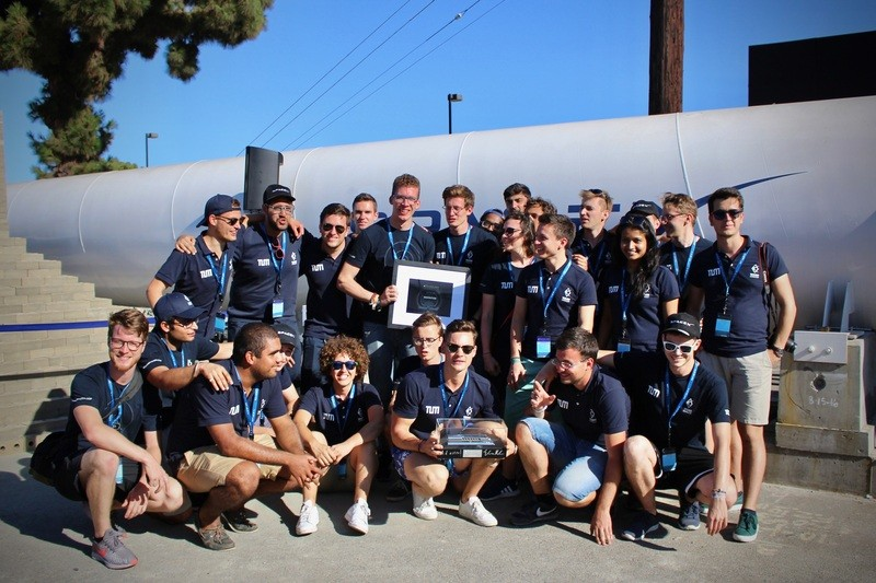 © Foto: WARR Hyperloop Team