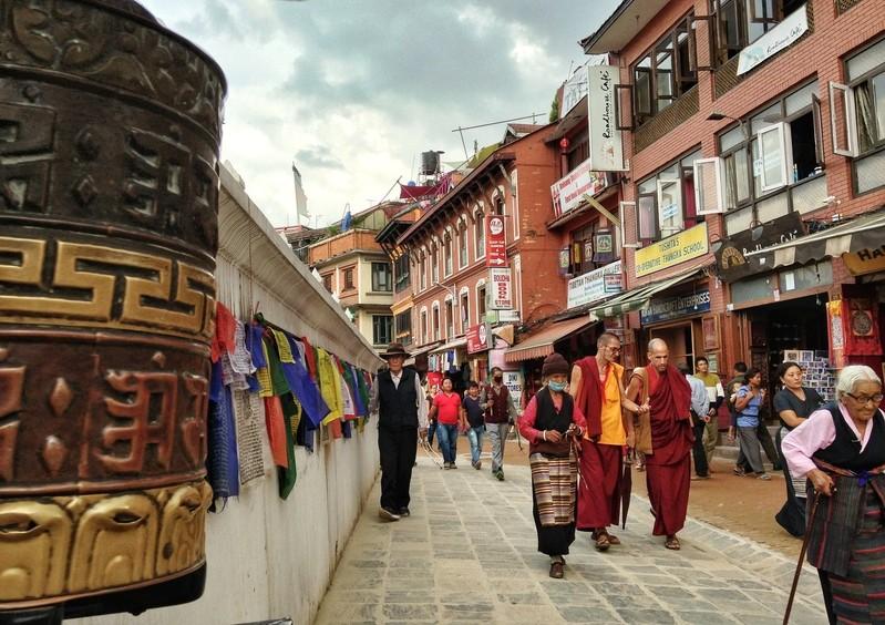 Stephan Meurisch reiste zu Fuß von München nach Tibet., © Stephan Meurisch