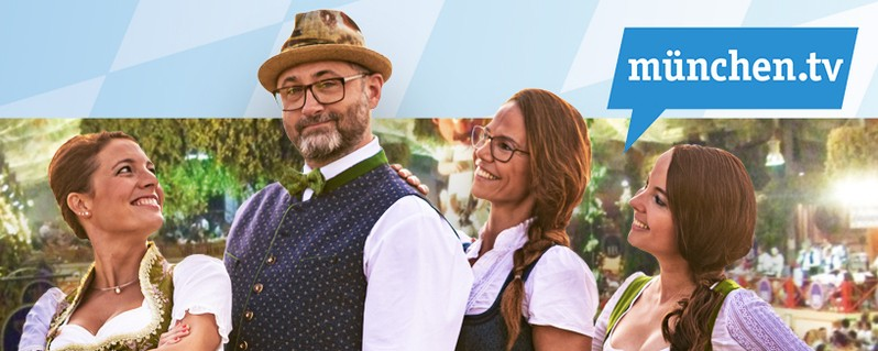 Wer moderiert die Wiesn mit Alex Onken bei münchen.tv