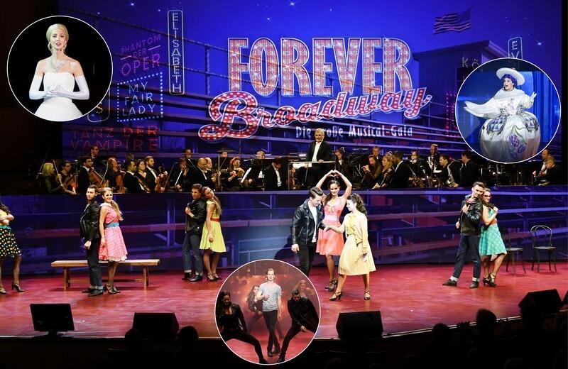 Forever Broadway - Die große Musical-Gala