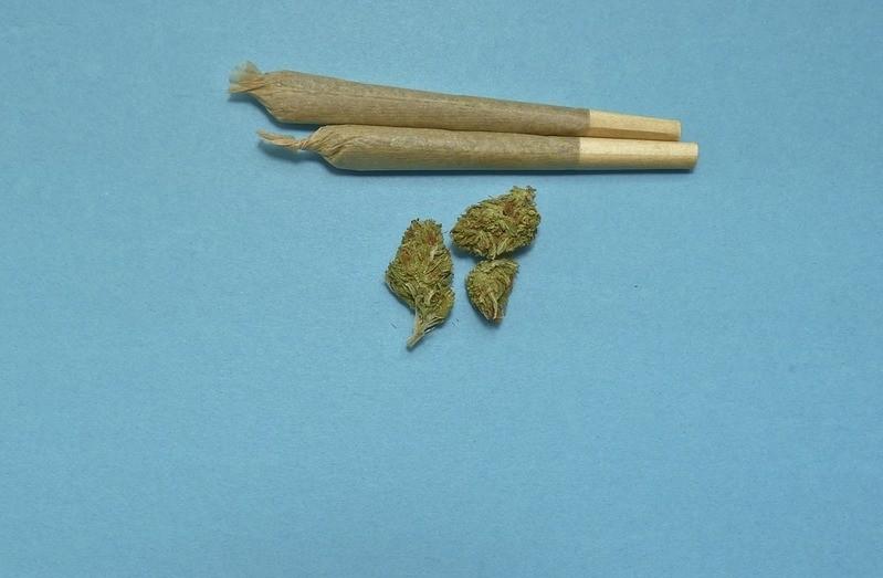 Marihuana-Joint, © Symbolbild