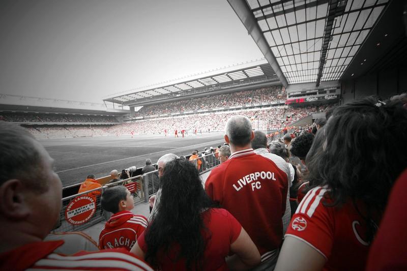 © An der Anfield Road wartet keine leichte Aufgabe auf den FCB. - fotolia.com © fovivafoto