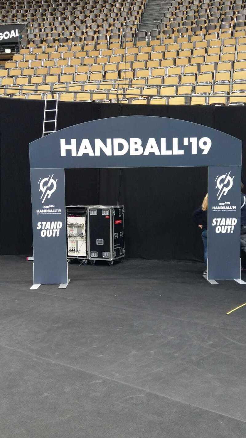 Handball WM in München, © Michael Schreiber